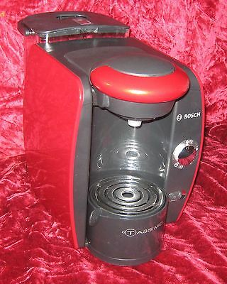 1 - Tassimo TAS45 (T45) Coffee Maker in Red (2016-320)