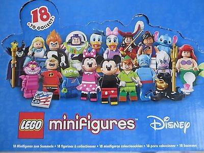 Lego Disney minifigure  – Donald Duck