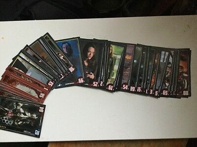 Collection Of Marvel Hero Attax trading Cards In Brilliant Condition