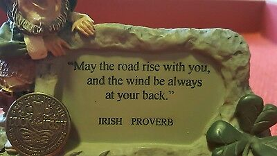 Guardians Of The Blarney Stone  Irish  Proverb     As Shown 1997