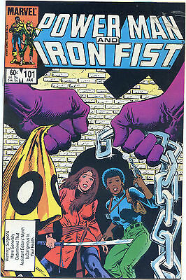 Luke Cage Power Man And Iron Fist 101 Heroes For Hire