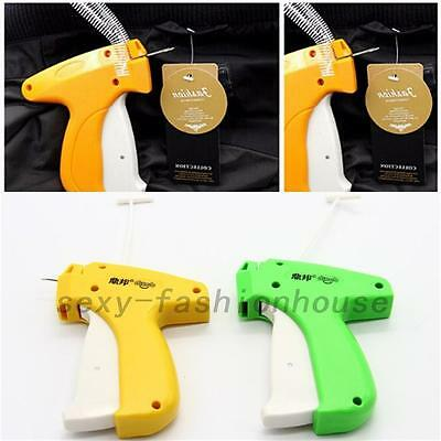 Regular Clothes Sock Garment Price Label Tagging Supply Tag Gun One Extra Needle