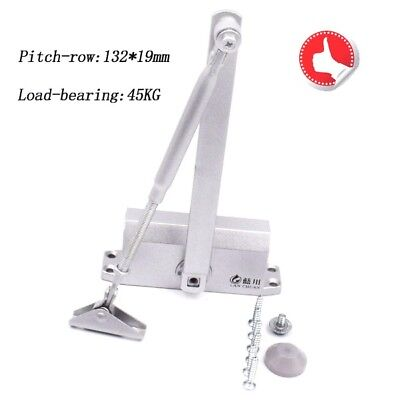Spiffy T90 25-45KG Aluminum Door Closer Two Independent Valve Control Sweep