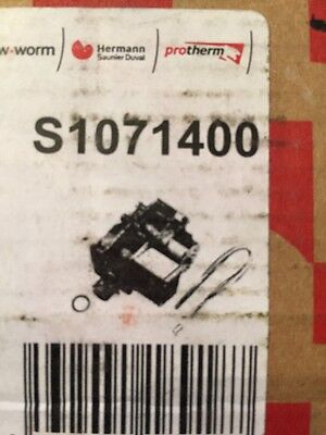 Glowworm Saunier Duval. Gas Valve Part Number s1071400
