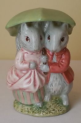 Beswick Beatrix Potter Goody And Timmy Tiptoes Bp3C