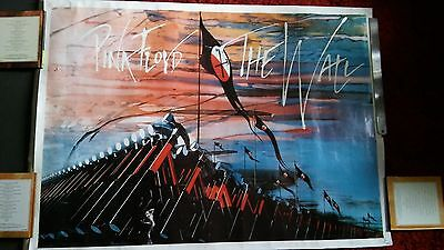 """Pink Floyd - The Wall  Quad Size Poster 25"""" X 35"""""""