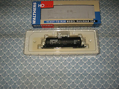 Ho Walthers 16,000 Funnel Flow Tank Car Procor-Sulphur! Only 19.50!