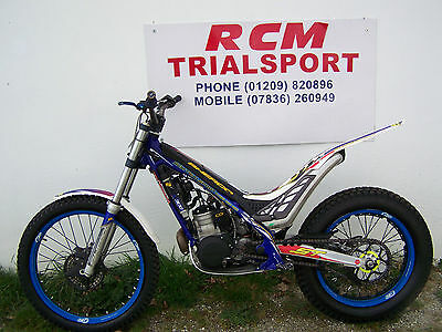sherco st300,  2015, trials bike,not gasgas, ex/ condition ready to ride