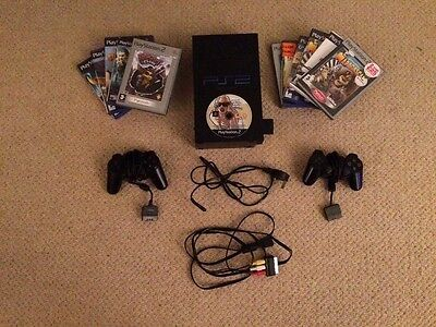 PS2 play station bundle
