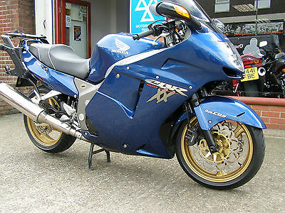 Honda Cbr1100 X-4 Super Blackbird
