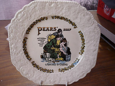 lord nelson pottery pears soap plate