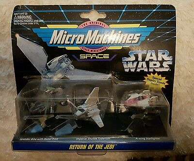 micro machines  return of the jedi collection #6 star wars 65860