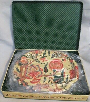 Vintage Metropolitan Museum Of Art Metal Tray Set - 5 Pc. Set