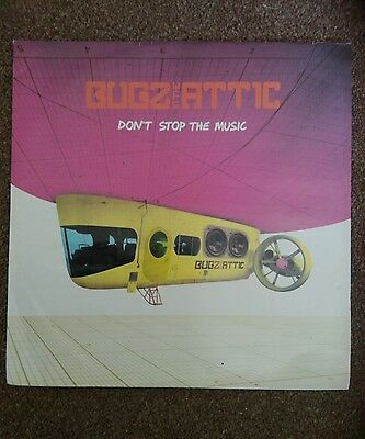 BUGZ IN THE ATTIC DONT STOP THE MUSIC V2 NURT5043186 2006 Excellent condition