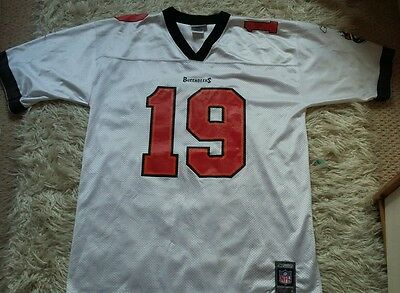 Tampa Bay Buccaneers White NFL American Football Jersey Shirt