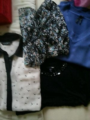 Mixed Lot of Ladies Clothes Size 12/14.
