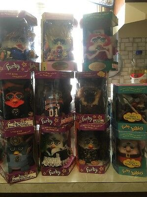 Furby Lot Custom Costumes Amazing Collection