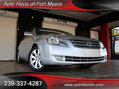 2006 Toyota Avalon  We Finance & Ship Nationwide Fully Serviced Florida Car CD Changer Wood Trim