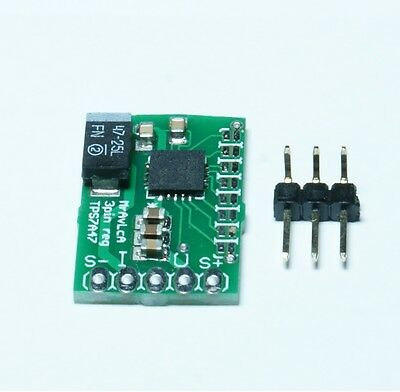 Ultra low noise hifi power supply TPS7A4700 LM78XX replacement