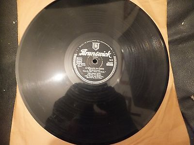 5 SHELLAC 78RPM's VARIOUS ARTISTS