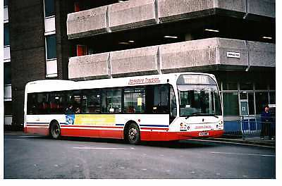 Yorkshire Traction 6x4 Bus Photograph - X214HHE
