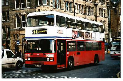 Yorkshire Traction 6x4 Bus Photograph - SHE625Y