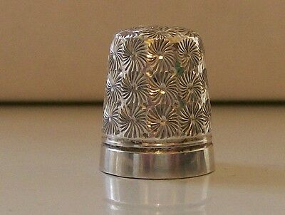 Lovely Rare Un-marked Charles Horner Dorcas (probably Silver Cased)