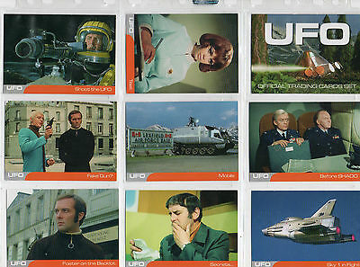 UFO -  54-card Base Set NM Unstoppable Cards 2016