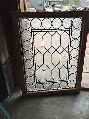 Sg 991 Antique Textured Window 22 And Three-Quarter Inch By 29 1/4 Inch