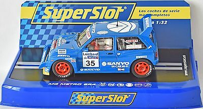 H3639 SCALEXTRIC SUPERSLOT MG METRO 6R4 No35