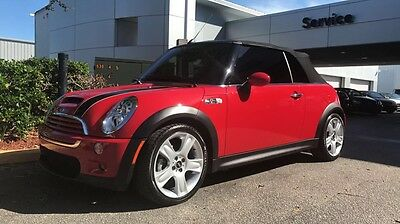 2008 Mini Cooper S  2008 Mini Cooper S Convertible only 7k miles Manual leather mint condition