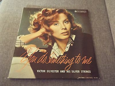 Victor Silvester-You Do Something To Me-Uk Columbia