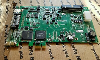 National Instruments NI PCIE-6321 Data Acquisition Card