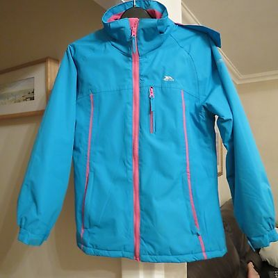 Kids Trespass Jacket 9-10yrs Excellent condition