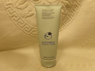 Liz Earle Cleanse & Polish Hot Cloth Cleanser 200mls New & Fresh Authentic.