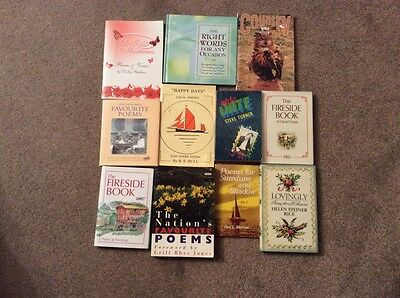 10 Poetry Books Collection
