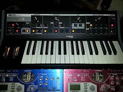 Moog Little Phatty Stage 2 Synth, excellent condition, with carry case