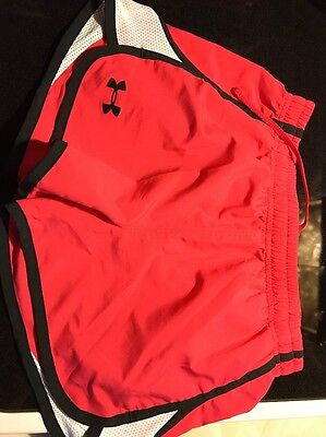 Girls Under Armor Youth Large Short