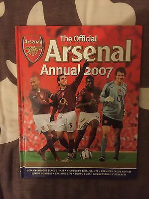 The Official Arsenal Annual 2007