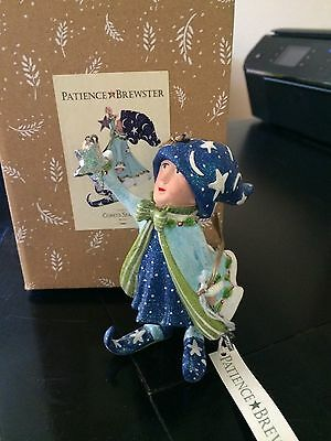 Patience Brewster Comet's Star Elf MINT in Box