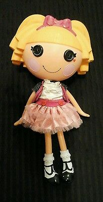 Lalaloopsy Full Size Misty Misterious Doll Rare Retired Design ❤