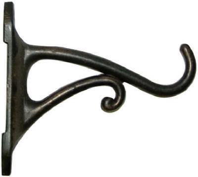 PANACEA PRODUCTS CORP 4-Inch Brushed Bronze Hanging  Plant Bracket