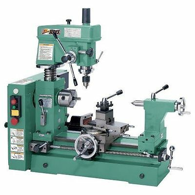 G4015Z Grizzly Combo Lathe w/ Milling Attachment