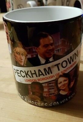 Signed Only Fools and Horses mug from 2015 convention