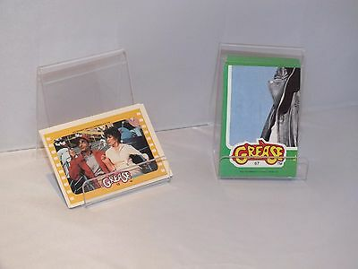 Grease Trading Cards Complete Set 1978