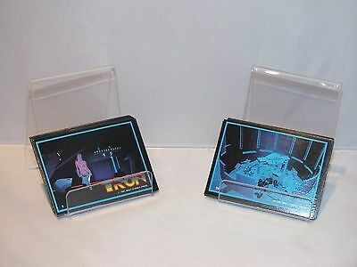 Tron Trading Cards Complete Set 1982