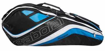 Babolat Team Line Tennis Racquet Bag 6R Blue/Black