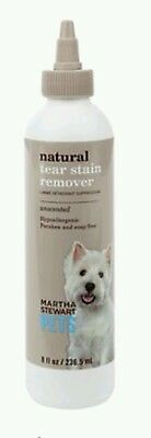 Martha Stewart Pets Natural Unscented Tear Stain Remover