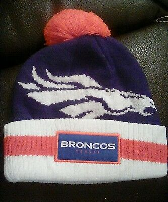 Denver Broncos hat brand new