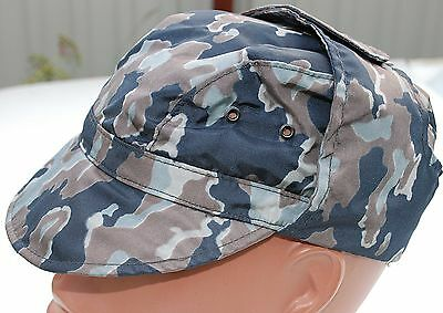 Russian Spetsnaz MVD Camo Cap.From early 90's.NPO-SM.Size 56.New.